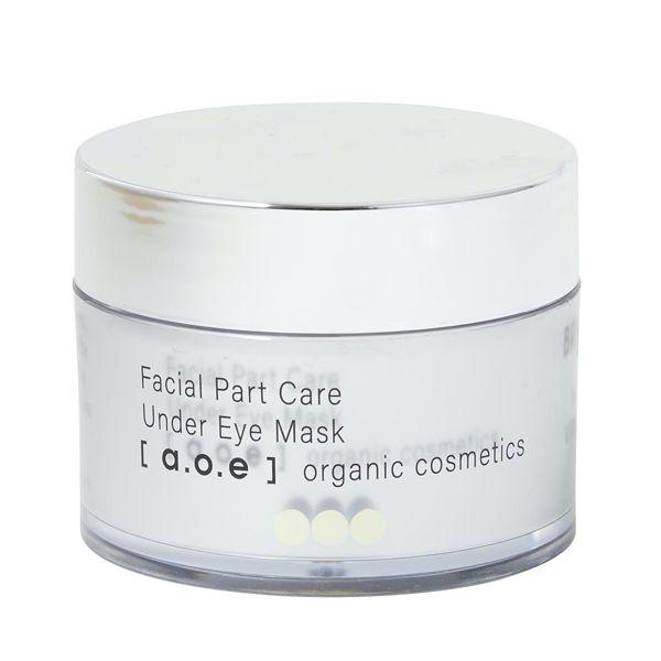 a.o.e organic cosmeticsのアンダーアイマスク ブライトニング 60pcsに関する画像1