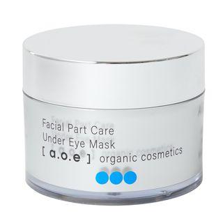 a.o.e organic cosmetics アンダーアイマスク エイジングケア 60pcsの画像