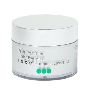a.o.e organic cosmetics アンダーアイマスク サーキュレーション 60pcs の画像 0