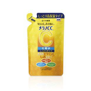 メラノCC 薬用しみ対策 美白化粧水 しっとりタイプ 【つめかえ用】<医薬部外品> 170ml の画像 0
