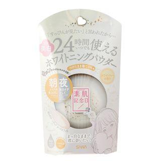 素肌記念日 薬用美白 スキンケアパウダー ホワイトティーの香り 10gの画像