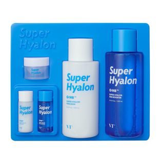 VT cosmetics VT スーパーヒアルロンスキンケアセット 300ml+250ml+15ml+15ml+12ml の画像 0