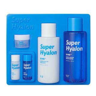 VT cosmetics VT スーパーヒアルロンスキンケアセット 300ml+250ml+15ml+15ml+12mlの画像