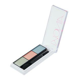 アイノキ グロウエアリー フィットアイズ MU-1 グリーン系× ピンク系マルチカラー 3.1g の画像 0