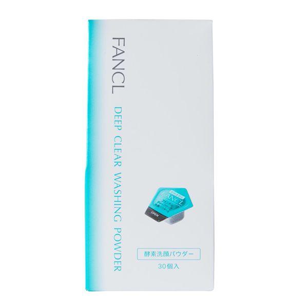 ファンケルのディープクリア 洗顔パウダー 1回分×30個に関する画像1