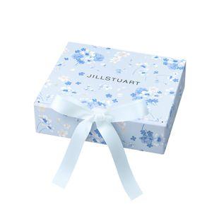 ジルスチュアート プレゼントボックス(サムシングピュアブルー21) M 【限定品】 の画像 0