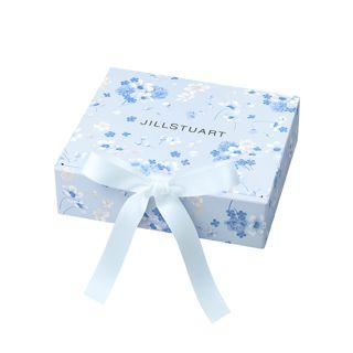 ジルスチュアート プレゼントボックス(サムシングピュアブルー21) M 【限定品】の画像