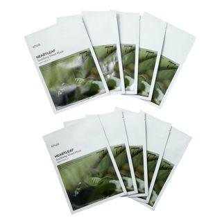 ANUA ドクダミ77%スージングマスク 10枚の画像