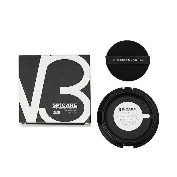 SPICAREのV3 エキサイティング ファンデーション 【レフィル】 15gに関する画像1
