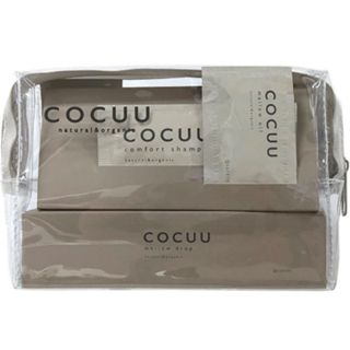COCUU ポーチセット 100ml+(10ml+10g)×2+5g+10gの画像