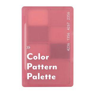 アイムミミ カラーパターンパレット 002 ペタルパターン 55gの画像