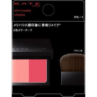 ケイト スリムクリエイトチークス PK-1 ピンク系 6.4g の画像 0