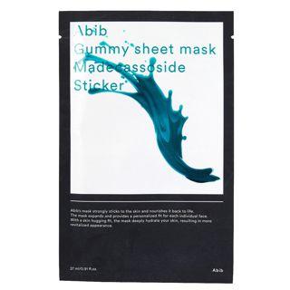 Abib ガム シートマスク マデカソサイド 30mlの画像
