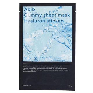 Abib ガム シートマスク ヒアルロン酸 30mlの画像