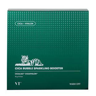 VT cosmetics シカバブルスパークリングブースター 10g×10包 の画像 0