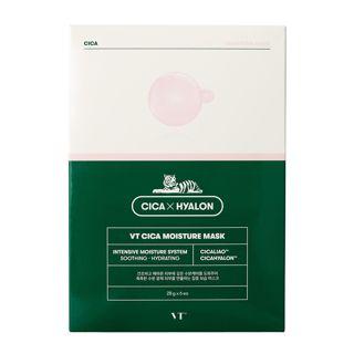 VT cosmetics シカ 水分マスク 28g×6枚の画像