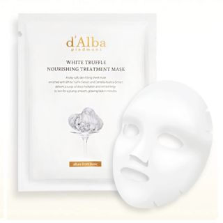 d'Alba ホワイトトリュフ ナリシングトリートメントマスク 25ml×5枚の画像