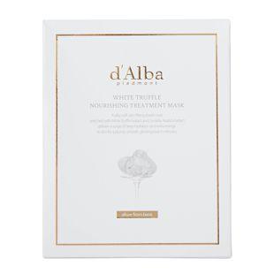 d'Alba ホワイトトリュフ ナリシングトリートメントマスク 25ml×5枚 の画像 0