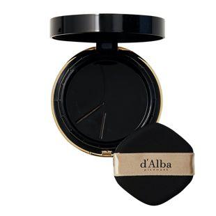 d'Alba スキンフィットグラインディングセラム カバーファクト 21 明るいアイボリー系統 20g SPF50+ PA+++ の画像 0