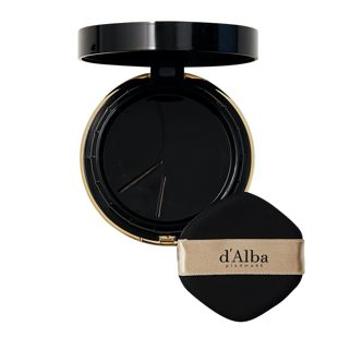 d'Alba スキンフィットグラインディングセラム カバーファクト 23 イエローベース系統 20g SPF50+ PA+++ の画像 0