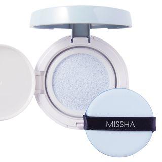 ミシャ ミシャ M クッションベース ブルー 【限定品】 15g SPF50+ PA++++の画像