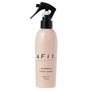 サンタマルシェ ストレートヘアミスト &Fit. 180mlの画像
