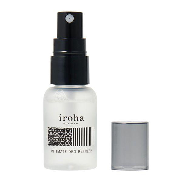 irohaのインティメート デオリフレッシュ 30mlに関する画像1