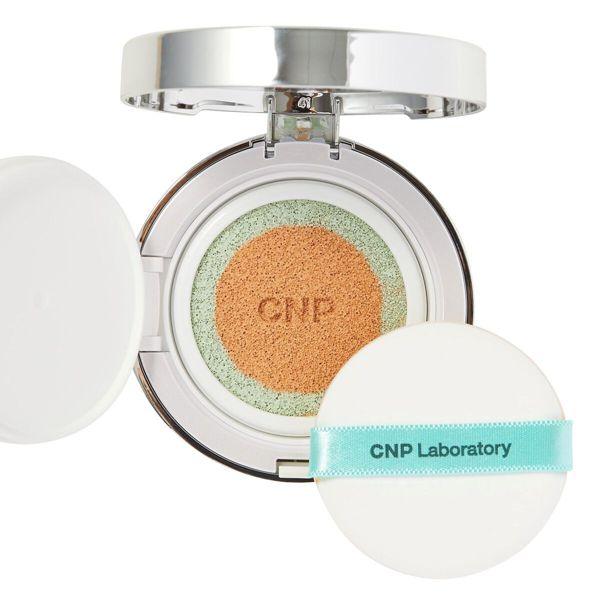 CNP Laboratoryのシカ ブロック クッション #23 ナチュラルベージュ 13g×2【リフィル付き】 SPF35 PA+++に関する画像1