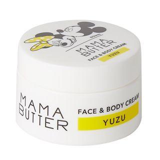 ママバター フェイス&ボディクリーム ユズの香り 【数量限定】 25gの画像