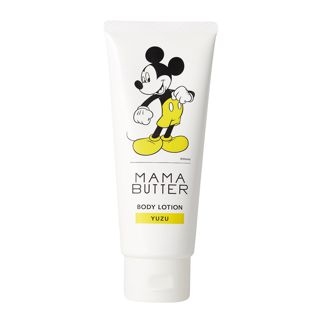 ママバター ボディーローション ユズの香り 【数量限定】 140gの画像