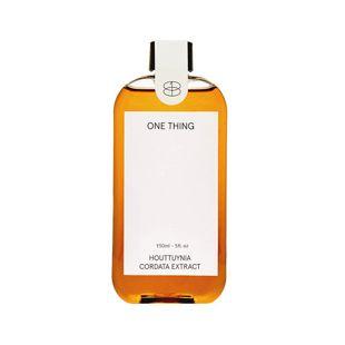 ONE THING 化粧水 ドクダミ 150ml の画像 0