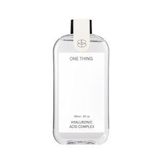 ONE THING 化粧水 ヒアルロン酸 150mlの画像