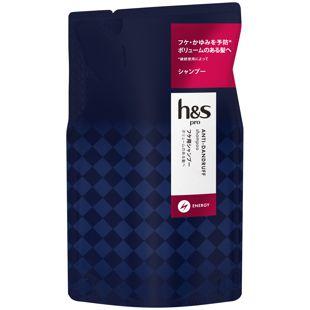 h&s h&sPROSeriesエナジーシャンプー <医薬部外品> 300ml【詰め替え】 の画像 0
