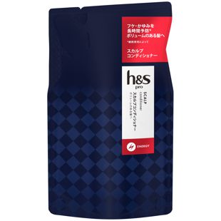 h&s h&sPROSeriesエナジーコンディショナー <医薬部外品> 300g【詰め替え】 の画像 0