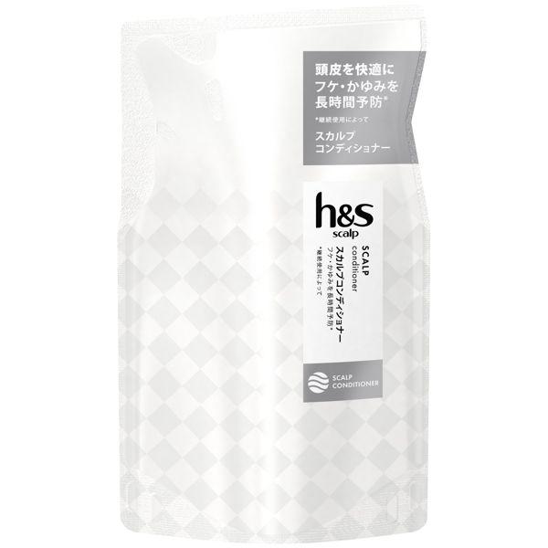 h&sのh&sscalpスカルプコンディショナー <医薬部外品> 300g【詰め替え】に関する画像1