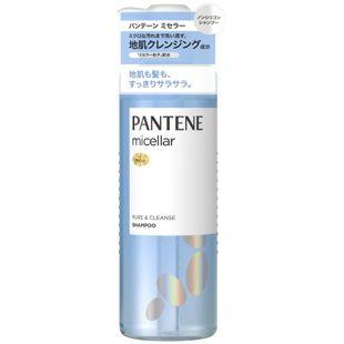 パンテーン PRO-V ミセラー ピュア&クレンズ シャンプー 500ml【ポンプ】 の画像 0