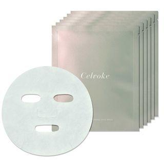 セルヴォーク カームコンディショニング フェイスマスク 23ml×6枚入の画像