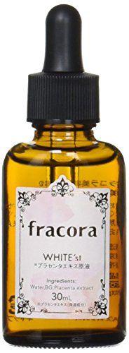 ナリス化粧品 フラコラ WHITE'st プラセンタエキス原液 30mlの画像