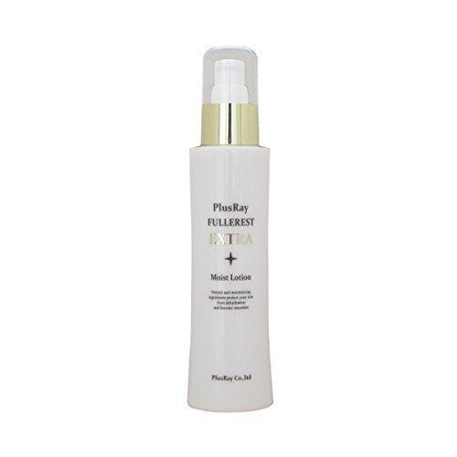 プラスレイのプラスレイ PlusRay 化粧品 フラーレスト エクストラ モイストローション フラーレン化粧水に関する画像1