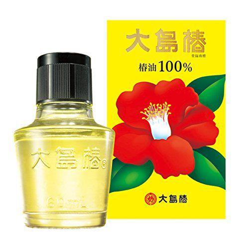 大島椿の椿油100% 60mlに関する画像1