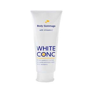 ホワイトコンク マーナーコスメチックスホワイトコンク ボディゴマージュCII180g(医薬部外品)の画像