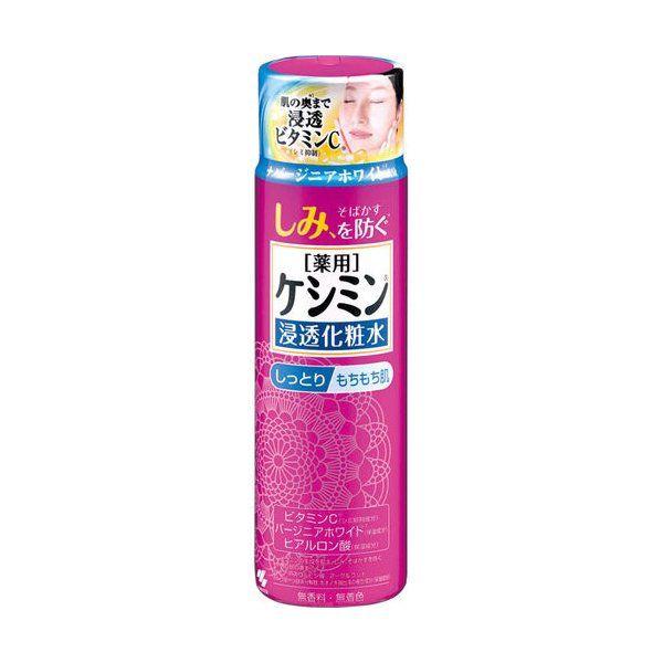 小林製薬のケシミン浸透化粧水 しっとりもちもち肌 <医薬部外品> 160mlに関する画像1
