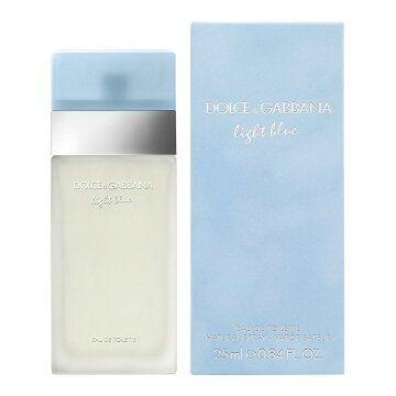 ドルチェ&ガッバーナのライトブルー  25mlに関する画像1