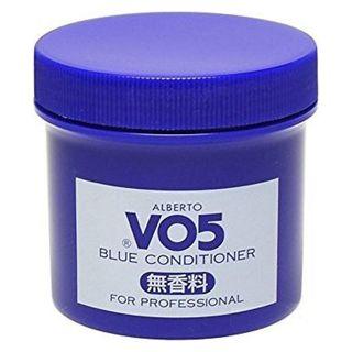 サンスター アルバートVO5 ブルーコンディショナー  無香料 250gの画像
