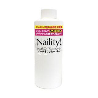 null ネイリティー! ソークオフリムーバー リフィル ( 500mL )/ Naility!(ネイリティー)の画像