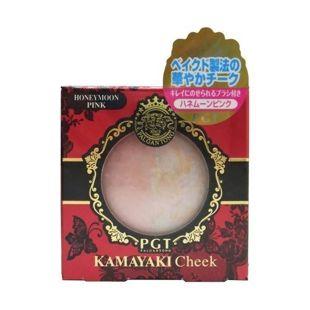 パルガントン カマヤキチーク 01 ハネムーンピンク  10g の画像 0
