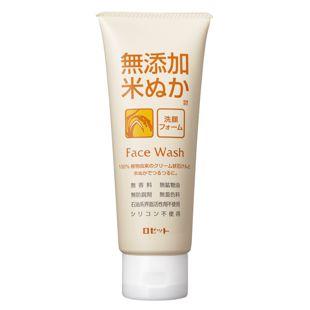ロゼット  無添加米ぬか 洗顔フォーム 140g の画像 0