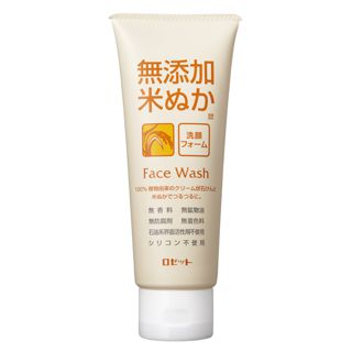 ロゼット  無添加米ぬか 洗顔フォーム 140gの画像