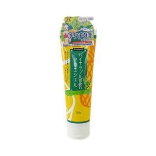 アスティ コスメフリーク パイナップル豆乳アロエジェル ( 200g )の画像