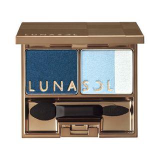 ルナソル スパークリングライトアイズ 01 Blue Sparkling 3.8gの画像